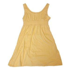 Juniors' SO Yellow Dress